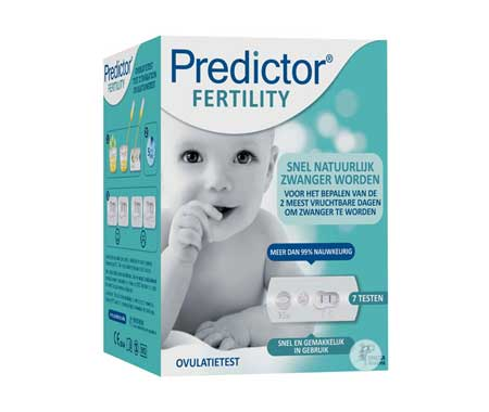 Predictor Fertility ovulatietest
